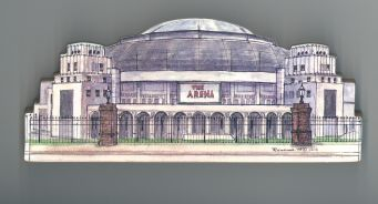 St. Louis Arena Building